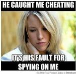 Cheaters get Caught!